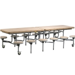 Primo Folding Table with Stools